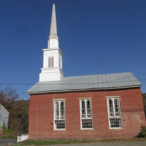 BRICK MEETING HOUSE