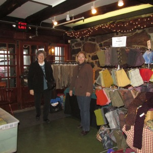 THE GALS AT THE WOOL AND DYE WORKS IN FLORENCE, MASSACHUSETTS