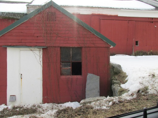 THE MILKROOM OF THE BISBEE BARN