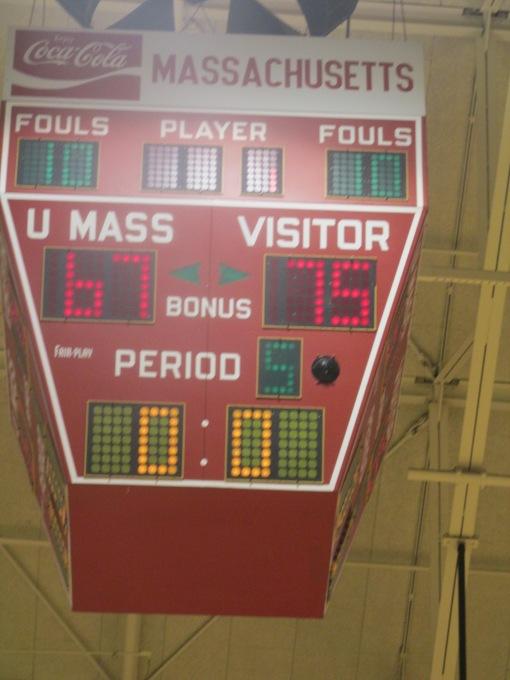 The Winning Score